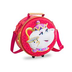 Mrs. Potts and Chip Lunch Tote   Disney Store