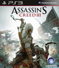 Assassins Creed III PS3 cover