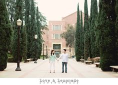 LOS ANGELES ENGAGEMENT PHOTOGRAPHY: JEY+DON