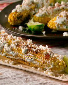 Mexican Corn - Martha Stewart Recipes