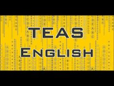 http://www.teassecrets.com The topic covered in this video is only a small part of the TEAS Exam/Test; you'll find a ton of in-depth study materials for all TEAS subjects when you click the link above. What you see in the video is merely a preview of the high quality prep materials in our TEAS study guide. Take advantage of practice tests and helpful study techniques to achieve your goal of passing your TEAS exam! #teas #test #mometrix