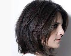 Resultado de imagem para corte de cabelos curtos para rosto redondo