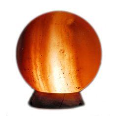 Himalayan Salt Lamp... Mine looks like this <3