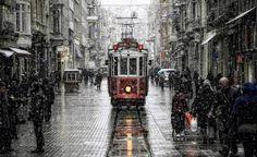 istanbul- İstiklal Caddesi (Beyoğlu)