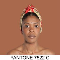 Photographer celebrates race and skin colour with Pantone inspired collection | Creative Boom