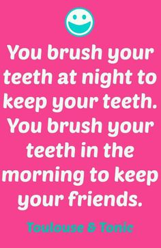 DISCOVER DENTISTS® Brush Your Teeth http://DiscoverDentists.com