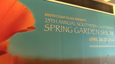 Video: Scenes from the Southern California Spring Garden Show 2014 #garden #video