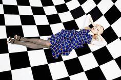 Fashion Editorial for Schon! Magazine