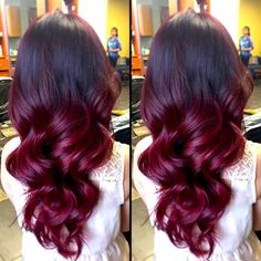 Most popular red hair color