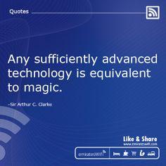 #Technology #Quotes www.emirateswifi.com