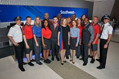 Wearing the Heart: Southwest Airlines to Launch New Cabin Crew Uniforms - All employees will begin wearing the new uniform in mid-June 2017
