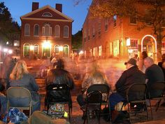 The Salem Haunted Magic Show Haunted Happenings, Salem Mass, Magic Show, Dark Images, Town Hall, New Shows, After Dark, Night Time, Old Town