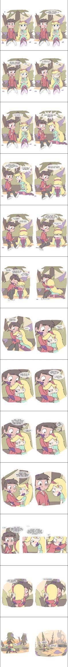 Starco comic