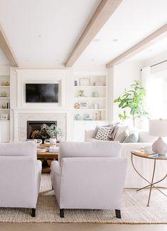 Elegant #livingroom | Home: Life on Cedar Lane