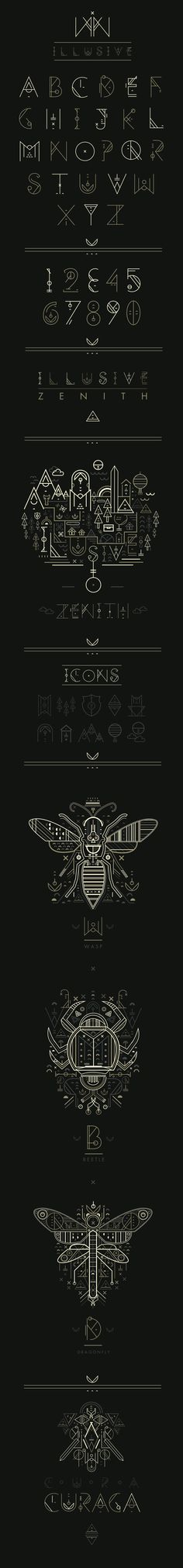 Illusive on Behance