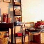 Old Wooden Ladders Rack Ideas