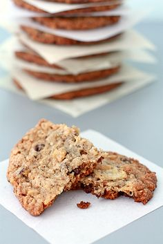 Momofuku Milk Bar compost cookies