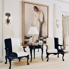 Ralph Lauren Collection by E.J. Victor Furniture.  Sublime Symmetry.