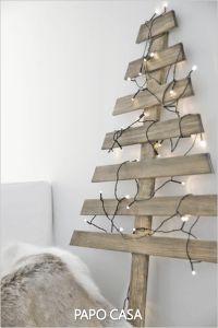 árvore de natal simples
