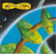 Ozric TentaclesStrangeitude album cover