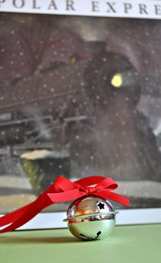 Make Life Lovely: Polar Express Sleigh Bell Necklace