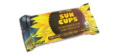 Dark Chocolate Sun Cups by Seth Ellis Chocolatier | Swaggable
