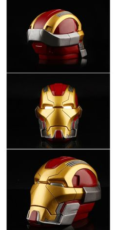 Iron Man Catchall This catchall / ashtray is made of high quality resin material with cool shape. Consists of two parts and the upper part can be removed. Put the nice design ashtray on your desk can be a good decor as well as waste tray. Cool Shapes, Resin Material, Men Design, Gifts For Father, Are You Happy, Iron Man, Avengers, Cool Designs, Best Gifts
