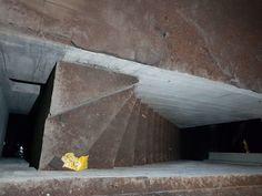 Atlantikwall Regelbau Bertha - Commando Bunker for Luftwaffe Night Fighter From World War 2 Underground Bunker Plans, Underground Shelter, Abandoned Buildings, Abandoned Places, Bunker Home, Secret Bunker, Bunker Hill Monument, Doomsday Bunker, Safe Room