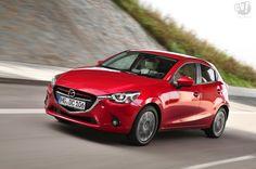 Mazda 2 @ Geneva 2015