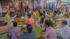 Iskcon Brisbane: Gaura Purnima 2017 (Album with photos)   Srila Prabhupada: The best policy to control the mind is to desire how to spread Krsna consciousness. This is the best. Kamah krsna-karmarpa…