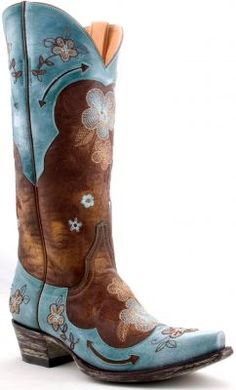 Womens Old Gringo Bonnie Vesuvio Boots Brass