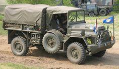 DAF YA 126 from the Dutch army. / DAF YA 126 van het Nederlandse leger. http://ru.pinterest.com/happylife1964/daf-faded-dutch-glory/