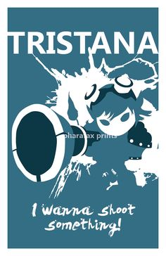 Tristana League of Legends Print by pharafax on Etsy