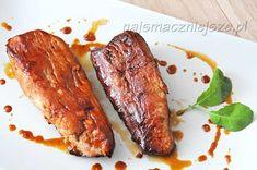 Polędwiczki wieprzowe w miodzie - Najsmaczniejsze.pl Steak, Recipes, Recipies, Steaks, Ripped Recipes, Cooking Recipes, Medical Prescription, Recipe