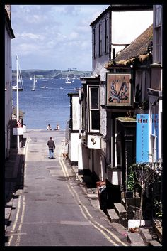 Falmouth, Cornwall, England Copyright: Sophie Lo
