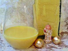 Tojáslikőr nem csak húsvétkor készül nálunk, hanem a karácsonyi időszakban is bizony akedvelt welcome-drink...