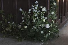 Church pew ends with spring flowers   image credit AESME.jpg