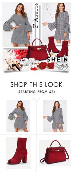 """""""SHEIN II/3"""" by creativity30 ❤ liked on Polyvore featuring shein"""