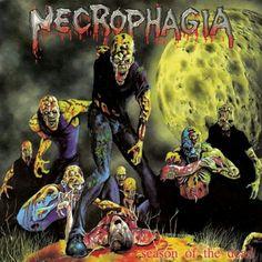 This Is My Fav Necrophagia Album! \m/