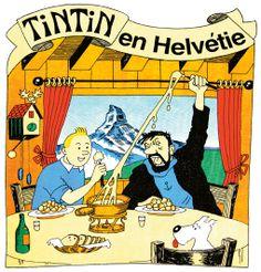 Tintin    Jean Rime   2013-25-24A