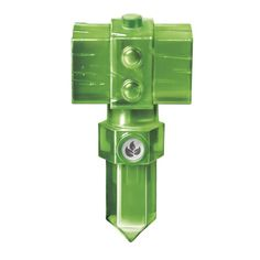 Skylanders Trap Team! No this isn't a Skylander, it is one of the big bits of Trap Team! You can trap any life enemy in this 'Trap Key'!