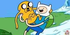 Adventure-Time-with-Finn-and-Jak... post:) #adventuretime