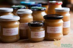 Kuchařka ze Svatojánu: JABLEČNÁ PŘESNÍDÁVKA Candle Jars, Candles, Food Storage, Food Inspiration, Vegan, Canning, Recipes, Preserving Food, Recipies