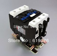 52.00$  Watch now - http://alixwc.worldwells.pw/go.php?t=844611115 - best quality  schn*** Motor Starter Relay CJX2-8011  contactor AC   220V  380V 50A Voltage optional LC1-D