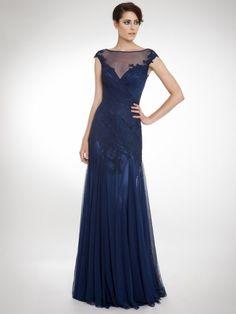 Vestido de fiesta modelo 4450
