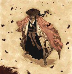 Kyouraku Shunsui | Bleach