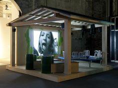 Ryan Trecartin, sculpture theater