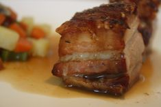 Crispy Pork Belly by Gordon Ramsey