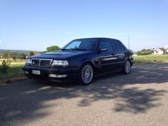 Lancia Thema 16V Turbo