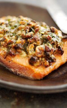 talk Salmon! Yummy on Pinterest | Salmon, Pan Seared Salmon and